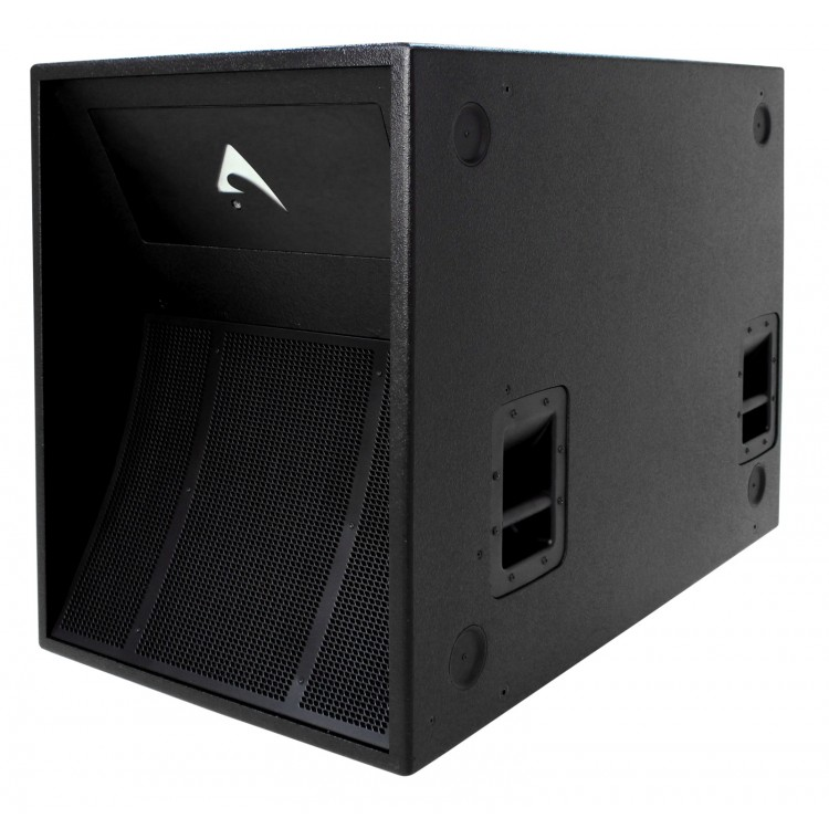 AXIOM 21 Subwoofer, Active 4000W, Horn-loaded, CORE Processed.